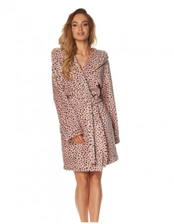"Bathrobe ""Misti Rose"""