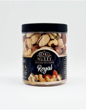 "Royal roasted salted nuts ""Savana"" 180g"