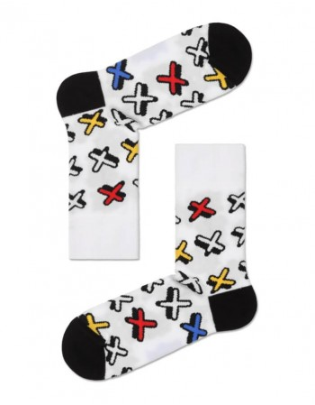 Men's Socks ''Colored Crosses''