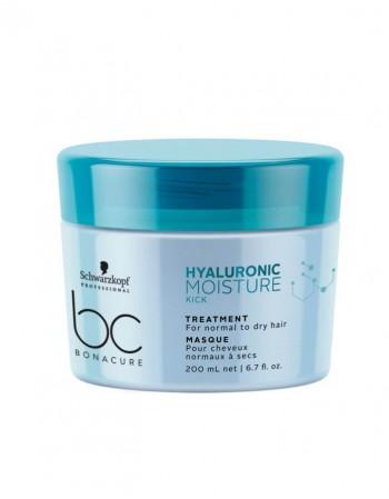 Hair mask SCHWARZKOPF BC HyaluronicMoisture Kick