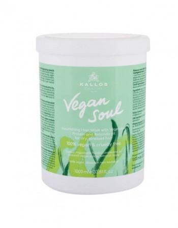 Маска для волос KALLOS COSMETICS Vegan Nourishing