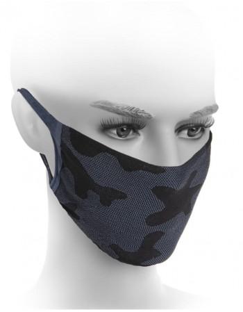 """Aizsargājoša sejas maska """"Army Blue"""""""