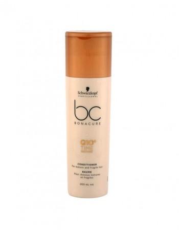 Hair Conditioner SCHWARZKOPF BC Q10+ Time Restore