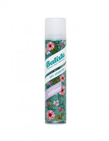Dry Hair Shampoo BATISTE Wildflower