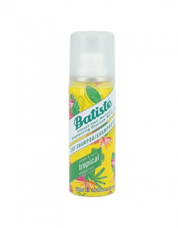 Dry Hair Shampoo BATISTE Tropical