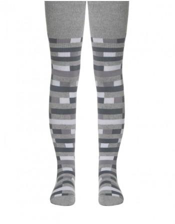 Tights for children ''Multi Grey''