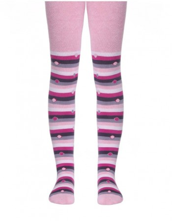 Tights for children ''Bubble Rose''
