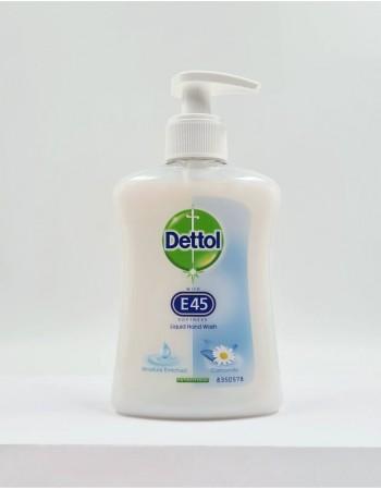 Šķidrās ziepes DETTOL, Antibacterial Camomile, 250 ml