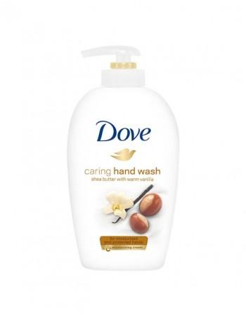 Жидкое мыло DOVE, Shea Butter, 250 ml