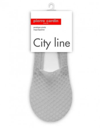 "Women's socks ""Celeste Grey"""