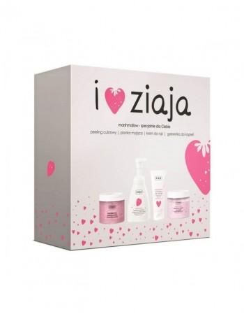 Lestatiet ZIAJA, Peeling+Soap+Jelly+Cream