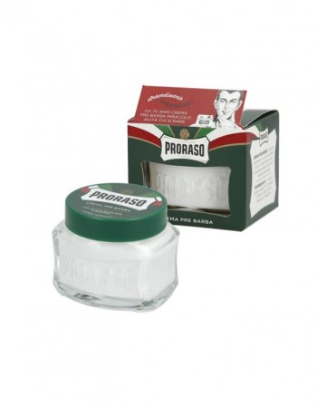 Anti-shave cream PRORASO Eucalyptus 100 ml