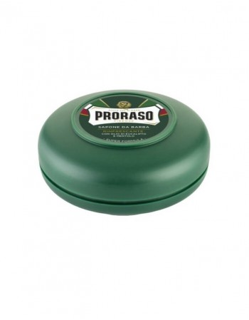 Shaving soap PRORASO Green 75 ml