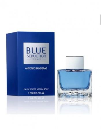 "Smaržas Viņam ANTONIO BANDERAS ""Blue Seduction"" EDT 50 ml"