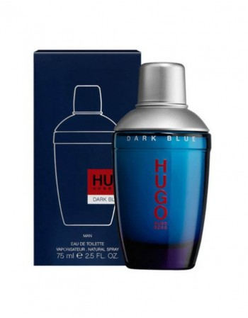 "Perfume for Him HUGO BOSS ""Dark Blue"" EDT 75 ml"