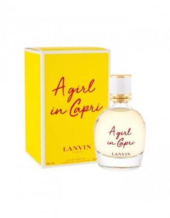 """Perfume For her LANVIN """"Girl in Capri """" EDP 90 ml"""