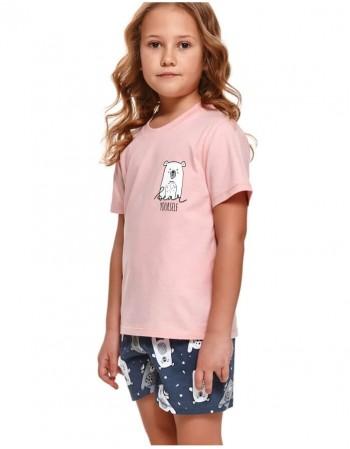 """Детская пижама """"Pinky bear"""""""