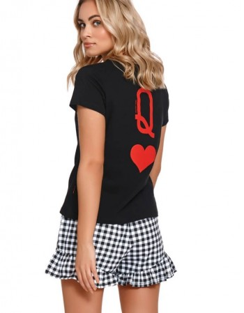 """Pajamas """"Queen of Hearts"""""""