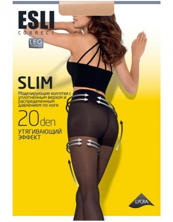 "Women's Tights ""Slim Correct"" 20 Den"