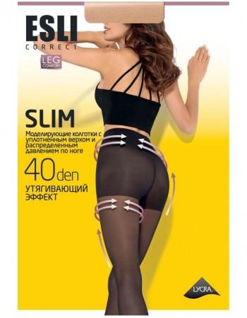 """Женские колготки """"Slim Correct"""" 40 Den"""