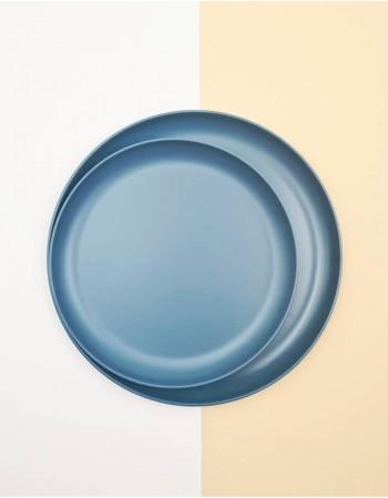 """Plastikinė Lėkštė """"Blue Fantasy"""", 25 cm"""