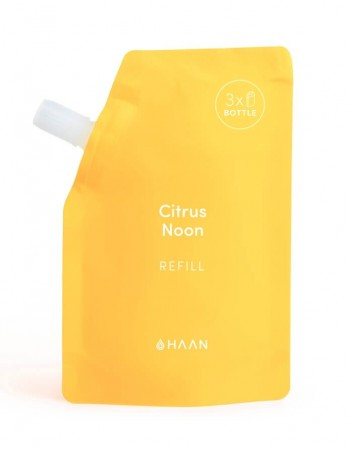 "Hydrating Hand Sanitizer's Refill HAAN ""Citrus Noon"" 100ml"