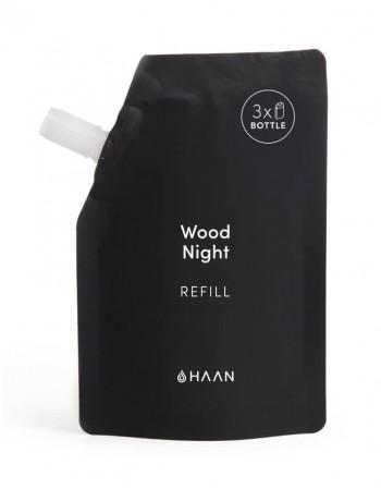 """Дезинфицирующая жидкость для рук HAAN """"Wood Night"""" 100 мл"""