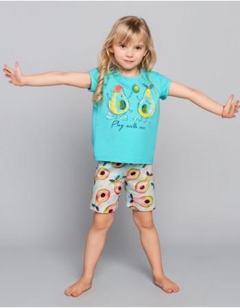 "Children's pajamas ""Avocado"""
