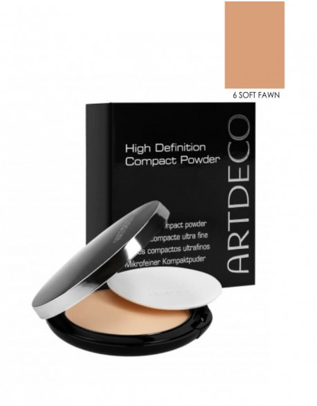 Kompaktinė Pudra ARTDECO High Definition Soft fawn