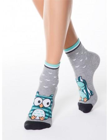"""Женские носочки """"Happy Owl"""""""